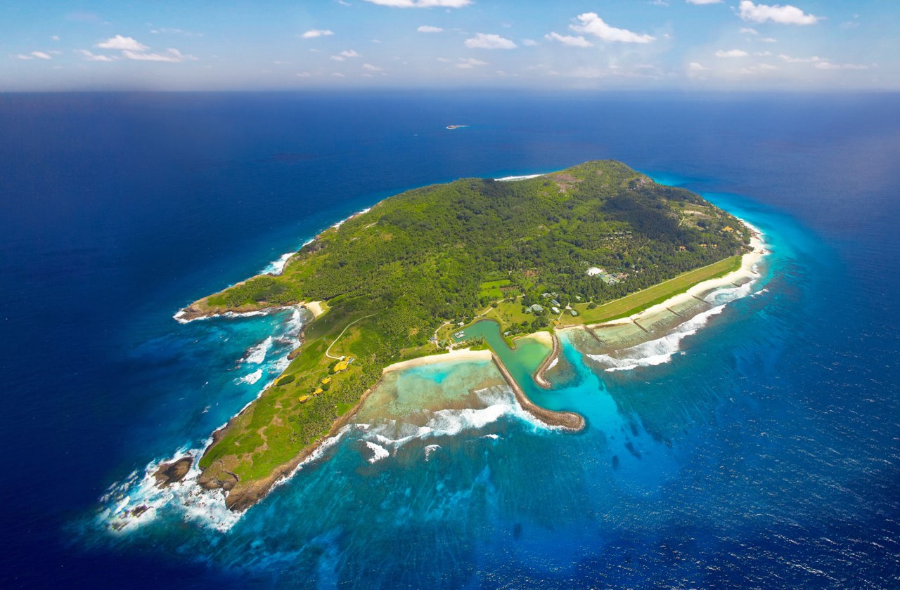 Outstanding Oetker properties: Brenner's Park-Hotel & Spa, Villa Stéphanie and Fregate Island Private