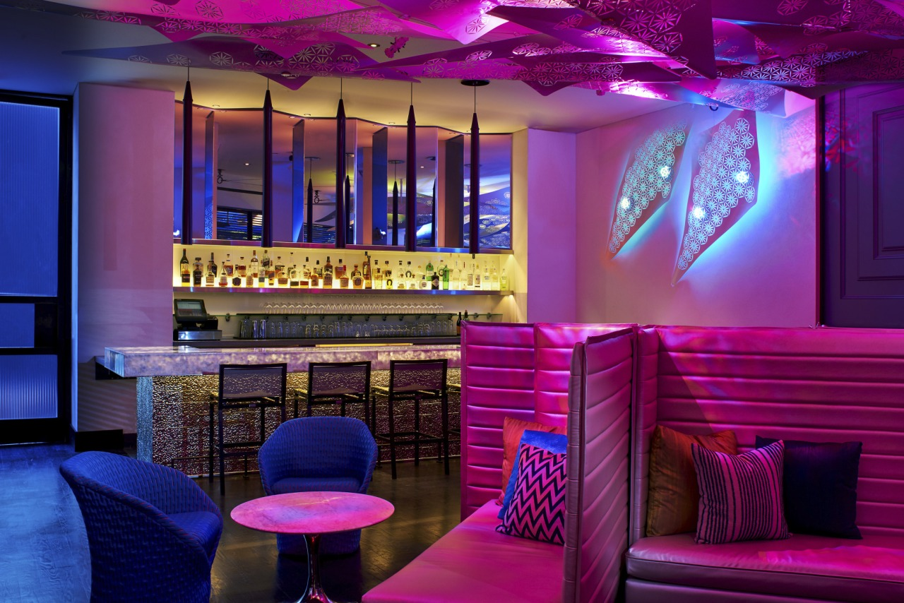 W Los Angeles glitters after a $25 million redo