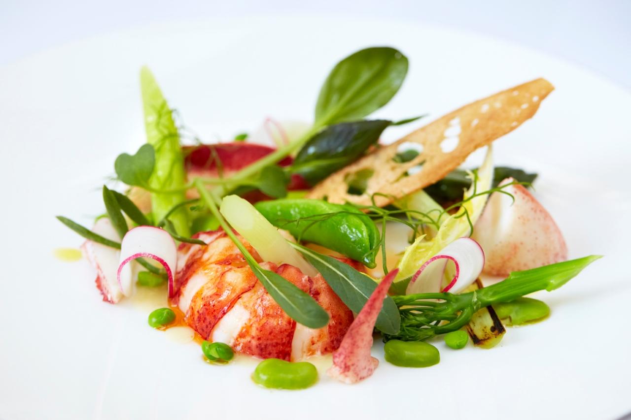 The Goring Dining Room_Lobster Salad