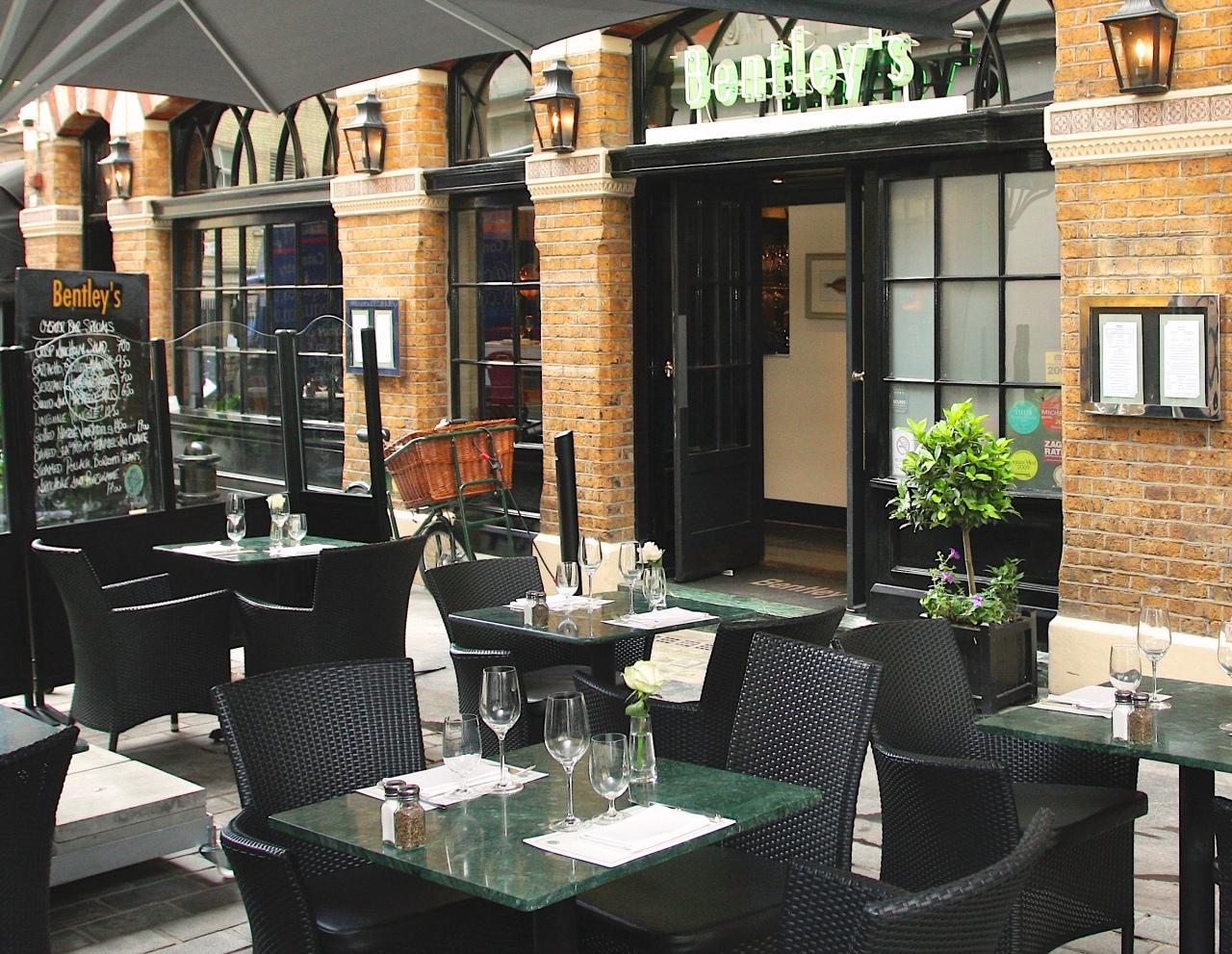 Regent Street - Bentley's