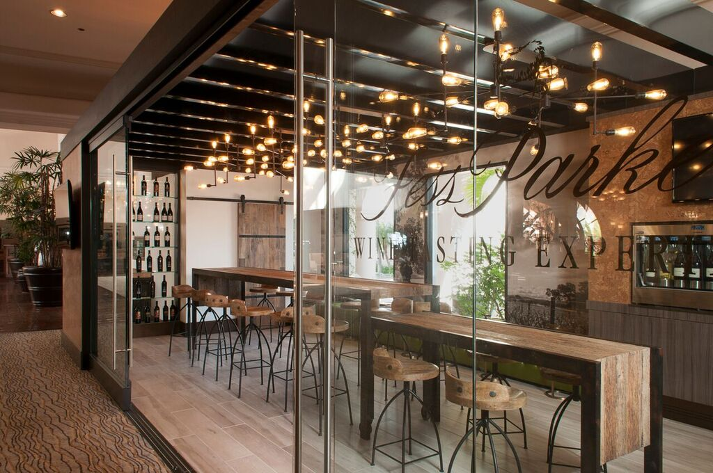 New Santa Barbara Tasting Room in The Fess Parker – A Doubletree by ...